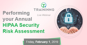 Performing your Annual HIPAA Security Risk Assessment