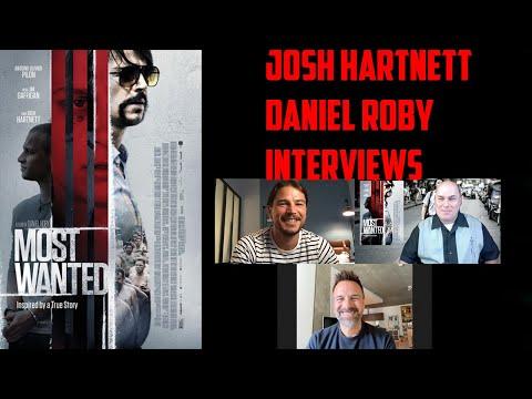 Josh Hartnett & Daniel Roby Interview - Most Wanted