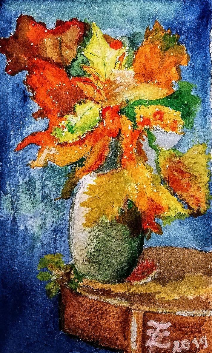 Bouquet d'automne 92:2019