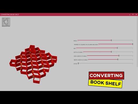 Converting Bookshelf