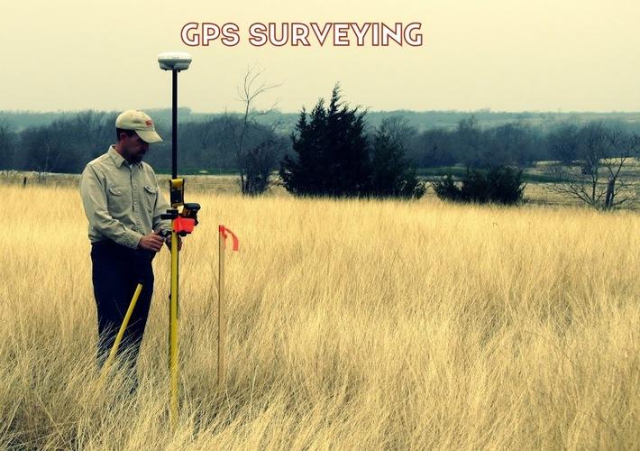 Land Surveyor GPS