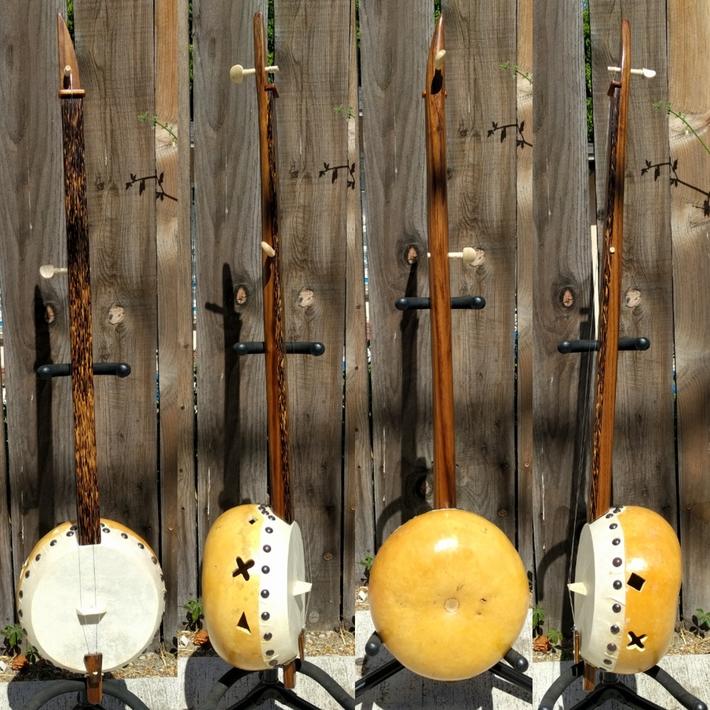 Gourd Banjo #27