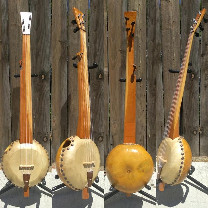 Gourd Banjo #25