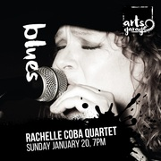 Rachelle Coba Quartet at Arts Garage