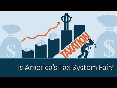 Is America's Tax System Fair?