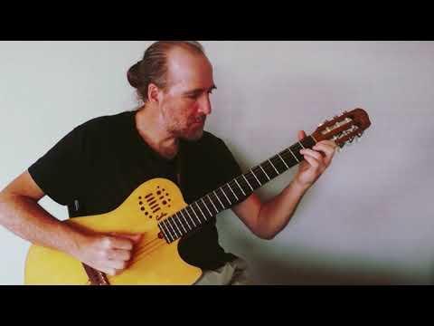 The Girl From Ipanema (Antônio Carlos Jobim) - excerpt - [Fingerstyle Guitar Covers]