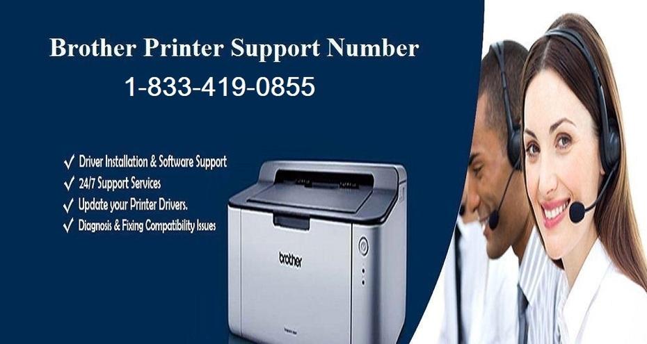 Brother Printer Technical Helpline Number USA