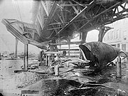 The Great Molasses Flood in Boston