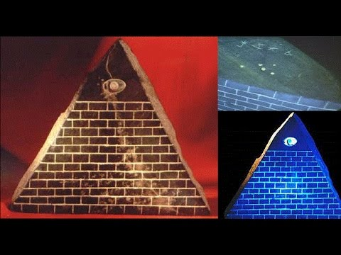 Klaus Dona explains just how old the eye of the pyramid really is...