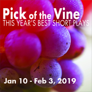 Pick of the Vine short play festival at Little Fish Theatre