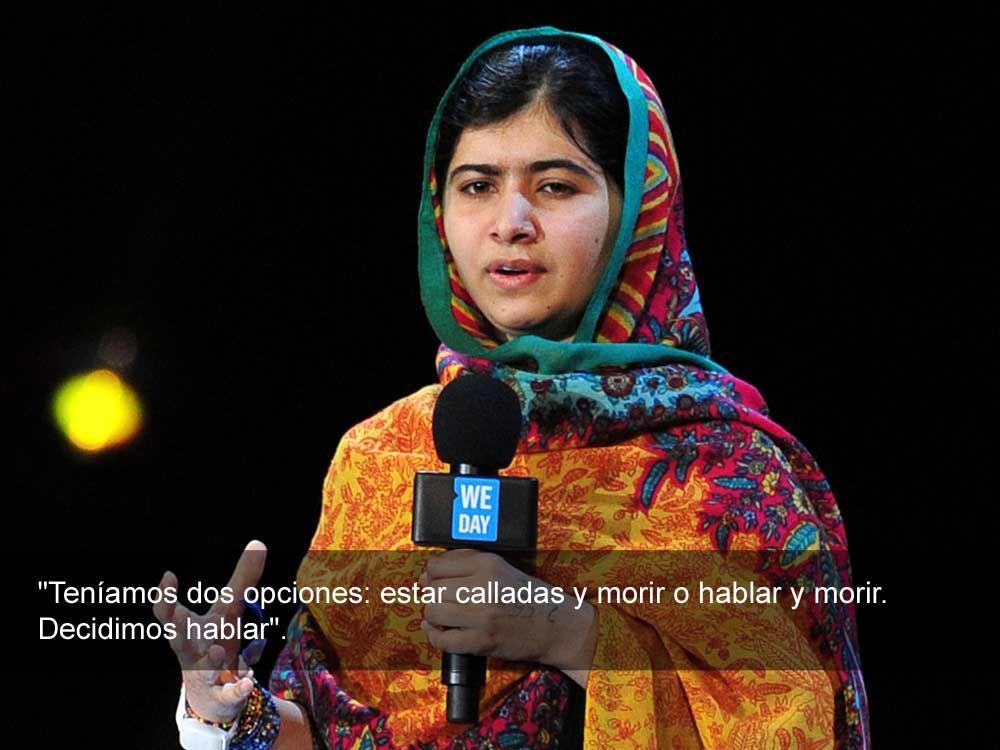 Malala Yousafzai Premio Nobel De La Paz 2014 Por María