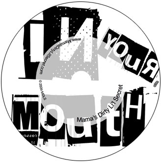 In Your Mouth cover