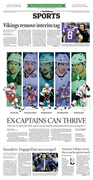 Ex-Captains in the NHL
