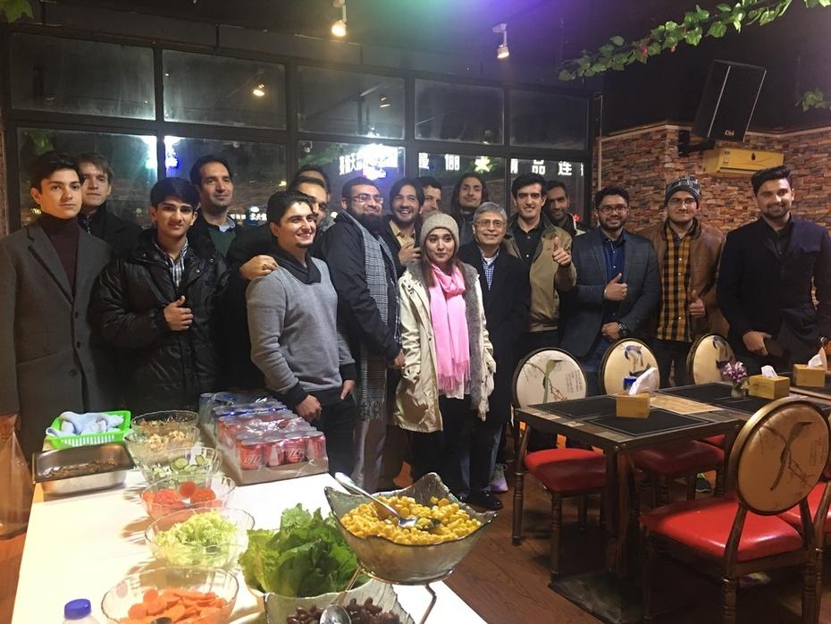 Pakistanis in Changzhou, China