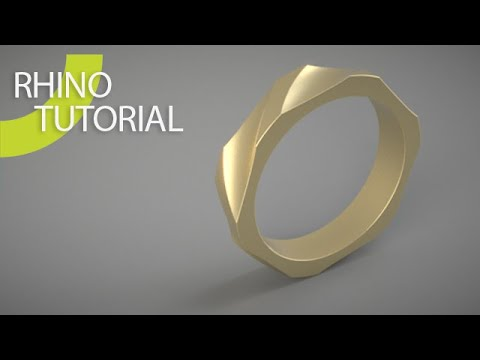 Rhino 3D Learning for beginner