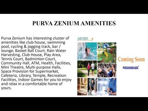 Purva Zenium -http://www.purvazenium.co.in