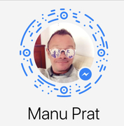 Scan facebook Messenger