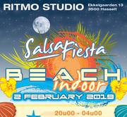 salsa fiesta beach indoor