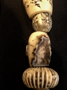 Antique Judaica necklace