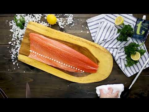 Salmon : Ready to Cook !