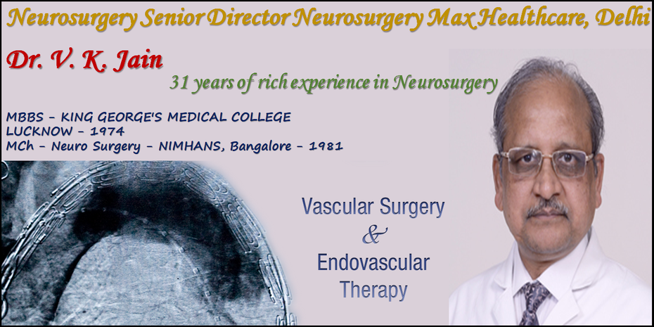 Dr. V. K. Jain is Determined to Provide Patients with Excellence in Neurology Services