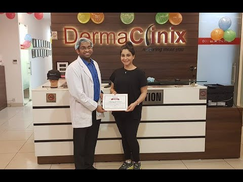 FUE Hair Transplant Training in India DermaClinix