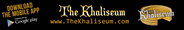 The Khaliseum Logo