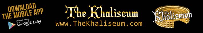The Khaliseum Logo