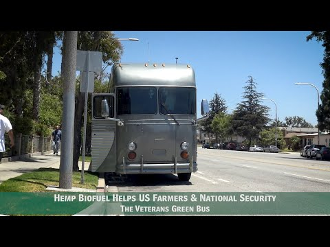 Hemp Biofuel and The Veterans Green Bus