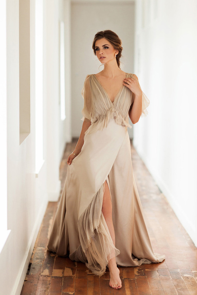 2b8217ad485 Pictures Of Non Traditional Wedding Dresses