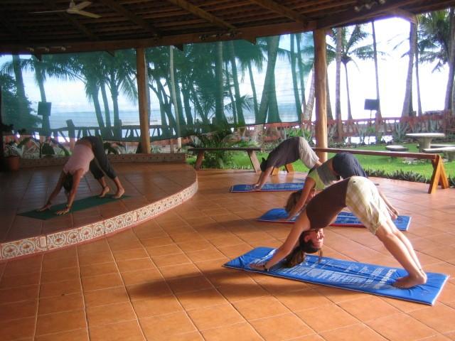 In Samara Costa Rica Yoga And Spanish On The Beach Tripatini