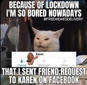 Lockdown ! again