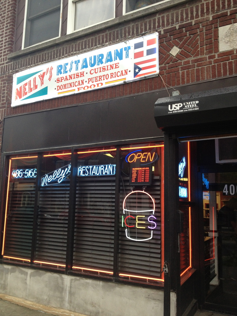 Nelly S Restaurant 400 Main Street Middle Main