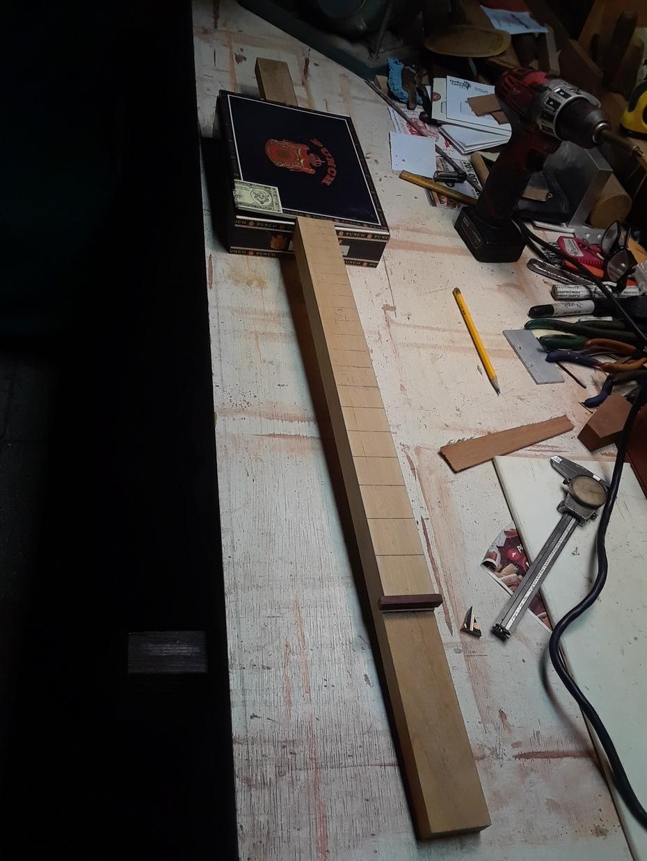 4-string build started