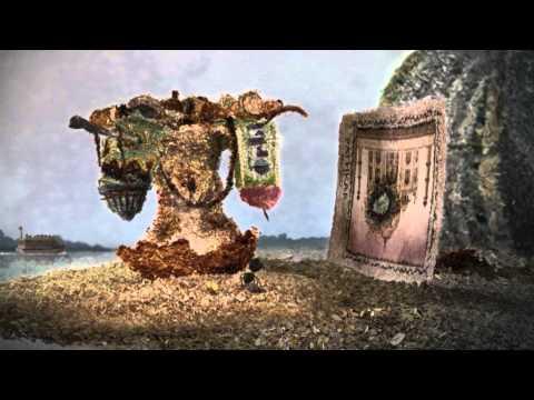 """Chinti"". The short animation film"