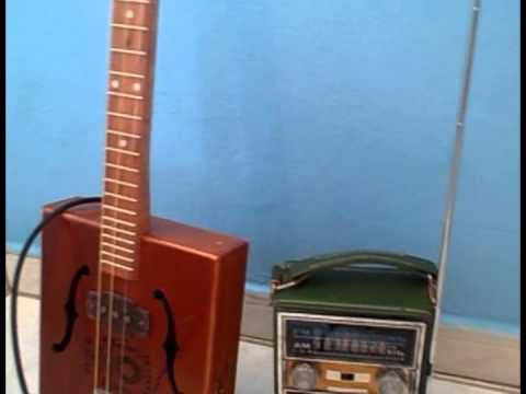 3 Strings & Burnt Transistors ~ I'll record anything!