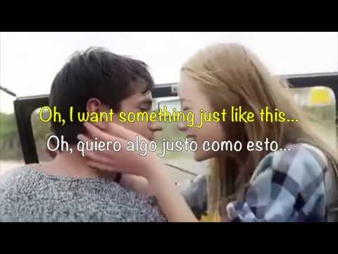 Something just like this-  Coldplay ft. Chainsmokers(Subtitulada en español//Lyrics)