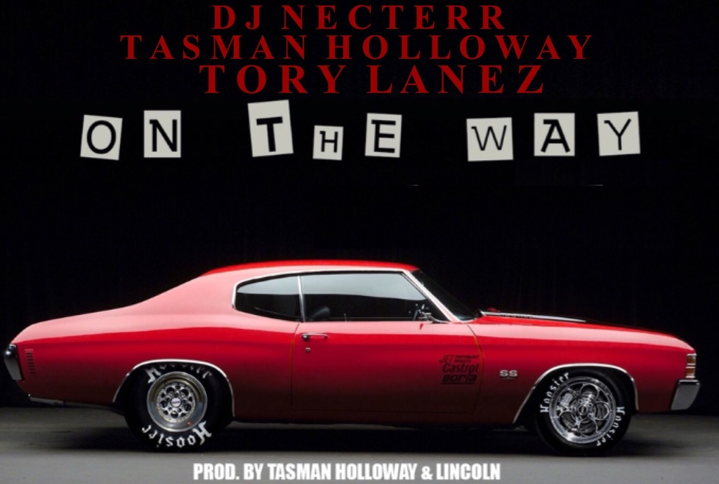 DJ Necterr x Tasman HollowWay x Tory Lanez - On The Way (cover)