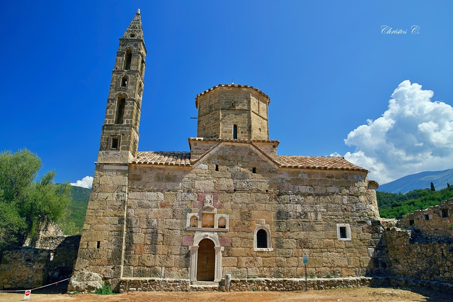 Ο Ναός  του Αγίου Σπυρίδωνα