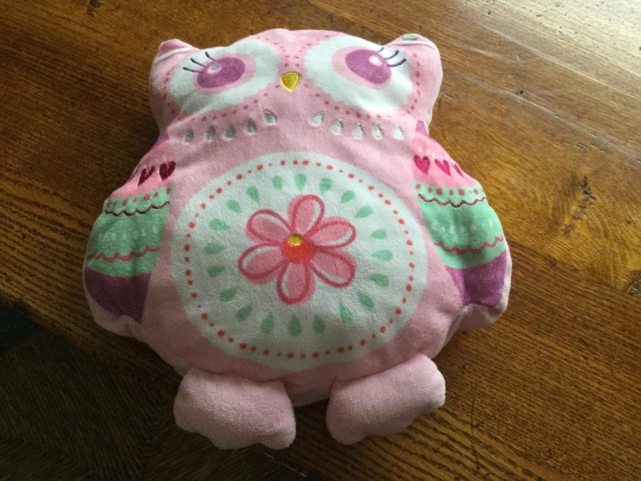 A soft snuggly Owl