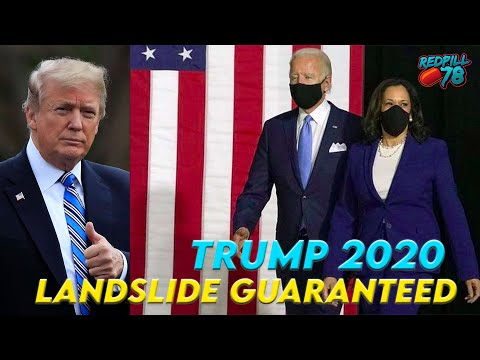 Biden/Harris Just Sealed A Trump 2020 Landslide