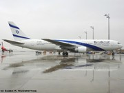 4X-EAM El Al Israel Airlines Boeing 767-3Q8(ER) Siko 2018