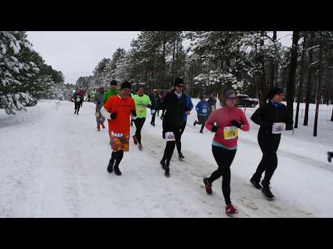 Start of the Winter Series 1, 10K