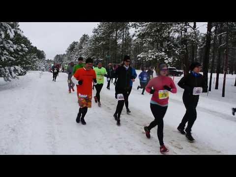 Start of the Winter Series 1, 10K