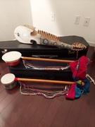 Rawanahatha: first bowed string instrument