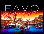 FAVO: Art Party October 4th