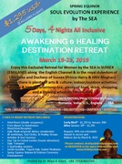 SOUL EVOLUTION EXPERIENCE BY THE SEA