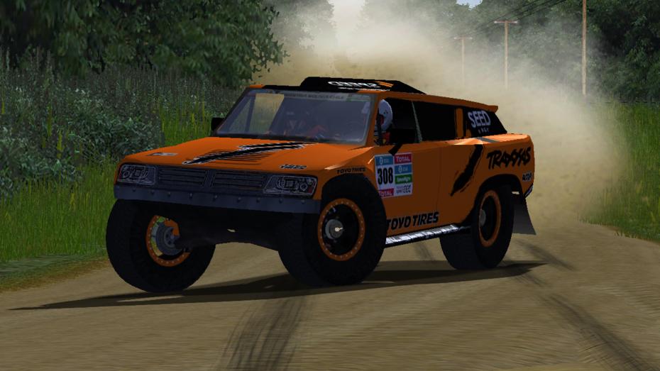 HST GORDINI (2015 Dakar Rally)