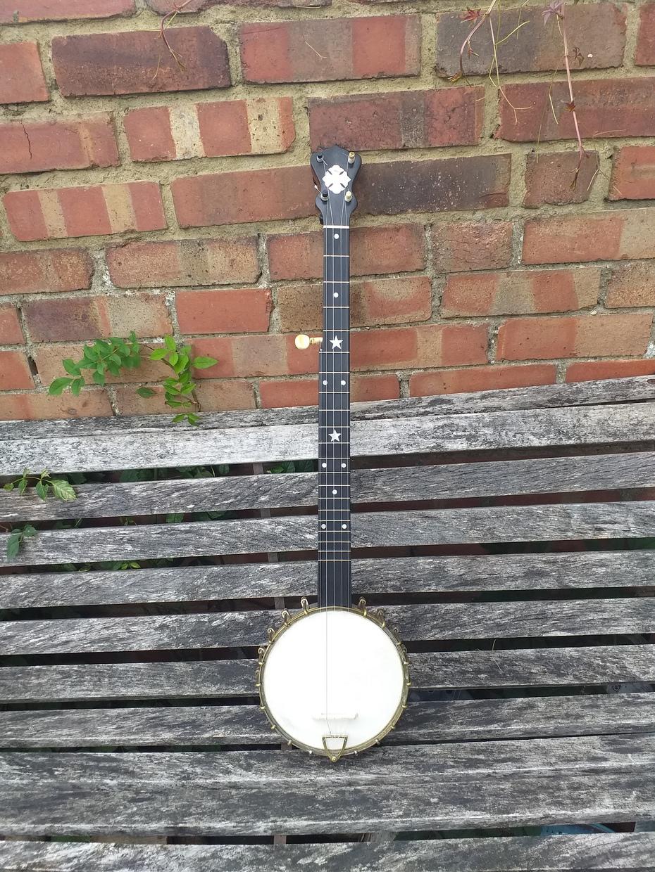 George p matthews banjorette