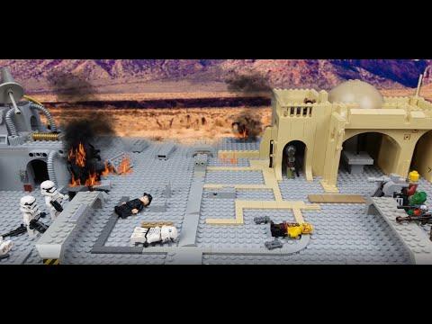 LEGO Star Wars Stop motion :Az osztag